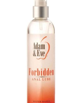 Adam and Eve Water-Based Anal Lubricant (237ml)