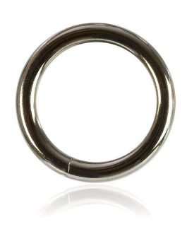 California Exotic Deluxe Silver Cock Ring