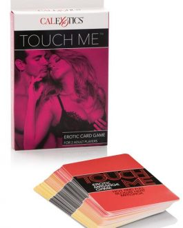 California Exotic Touch Me Card Game