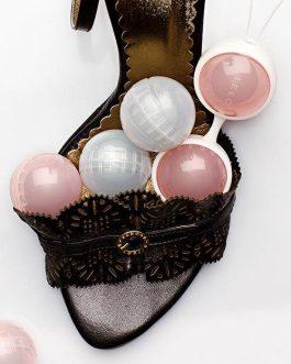 Lelo Luna Beads Classic Kegel Exerciser Set (5 Pce)