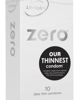 Lifestyles Uber Thin Condoms (10 Pack)