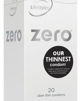 Lifestyles Uber Thin Condoms (20 Pack)