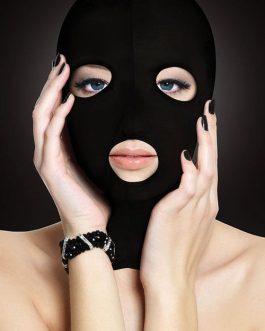 OUCH! 3-Hole Hood Mask