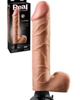 Pipedream Real Feel Deluxe 12″ Vibrator