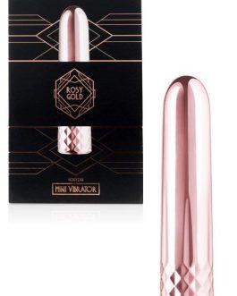 Rosy Gold Nouveau 2.8″ Bullet Vibrator
