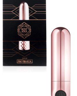 Rosy Gold Nouveau 3″ Bullet Vibrator