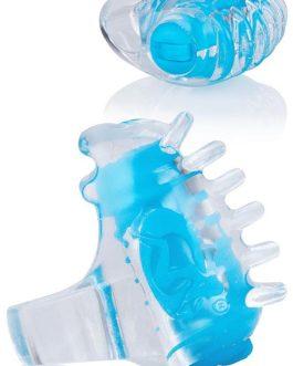 Screaming O ColorPop FingO Tips Textured Fingertip 1.4″ Vibrator
