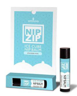 Sensuva Cooling Nipple Balm – Chocolate Mint