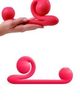 Snail Vibe Duo Dual Stimulation Vibrator