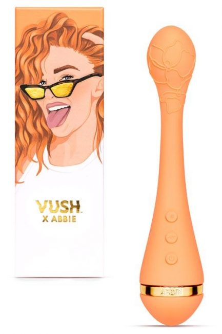 Vush Abbie Chatfield G-Spot Vibrator